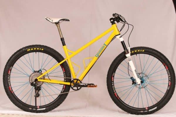 Graham Cycles Golden Graham LT