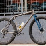 Tyler's Engin Cycles Rigid 29er