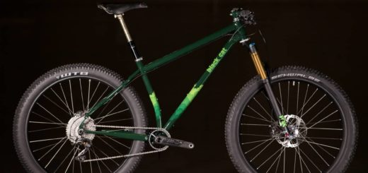 2016 Black Cat Bicycles Holy Mountain 27.5+ hardtail
