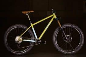 2016 Breadwinner Goodwater 27.5+ hardtail mountain bike