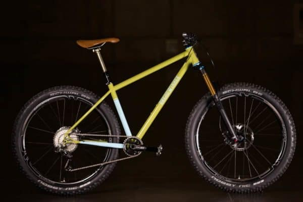 2016 Breadwinner Goodwater 27.5+ hardtail mountain bike