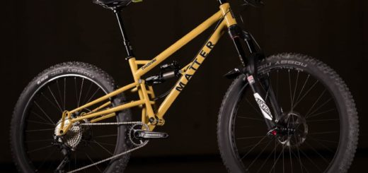 2016 Matter Cycles TwoStroke 27.5