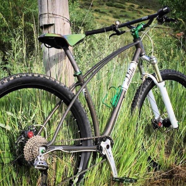2016 Oddity Mountain Bike