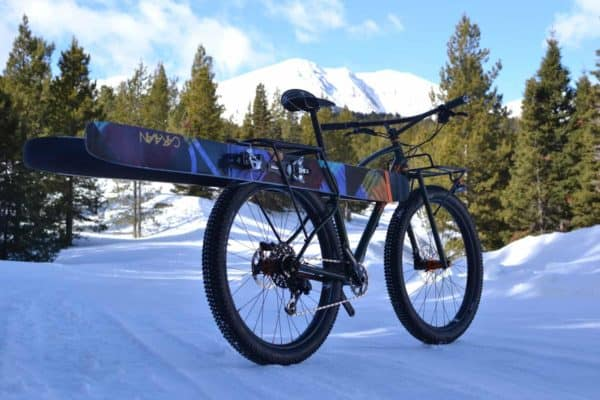 Sklar 27.5 plus bikepacker